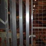 Compartiment hekken legkippenstal legkip