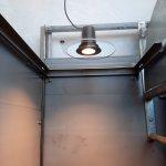 led lamp onderkruip biggen